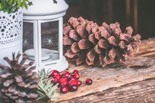 Dekoráció karácsony után